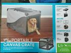 You & Me Portable Canvas Crate, lightweight, durable, NEW, FREE SHIPPING!!!