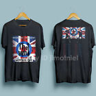 The WHO Moving On Tour 2019 with Dates Men's Black T-Shirt Size : S-3XL image