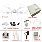 RC Quadcopter Profession Drone UAV 2.4G 6-Axis Headles Helicopter with hd camera