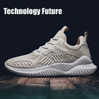 Men's Running Shoes Outdoor Breathable Fitness Tennis Gym Sneaker Athletic Shoes