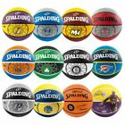 Spalding NBA Team Basketball Nets Lakers Spurs Mavericks Warriors Rockets Knicks