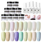 NICOLE DIARY 10g Dipping Powder Pearly Shell Nail Dip System Liquid Starter Kit