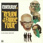CORDUROY - Return Of The Fabric Four - Vinyl (white vinyl LP)