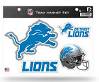 Detroit Lions NEW LOGO Design Multi Die Cut Magnet Sheet Auto Home Football on eBay