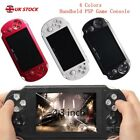 4.3'' Portable 8gb Handheld Psp Game Console Player Built-in 100+games Consoles