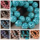 Kyпить 8mm 10mm Round Jewelry Finding Spacer Bead Loose Glass Beads на еВаy.соm