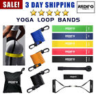 Set 13pcs Resistance Bands Exercise Yoga Fitness Workout Training Strength Tubes image