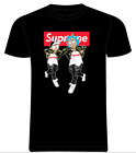 RICK MORTY HIP HOP PREME THRASHER T SHIRT MAGAZINE BLACK KIDS ADULTS XS 3XL NEW
