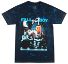 FALL OUT BOY TAKE THIS YOUR GRAVE T-SHIRT INFINTIY WASH MENS ROCK MUSIC TEE image