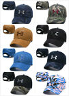 Men's Hat Adjustable Fit Under Armour Golf Baseball Cap Embroidered