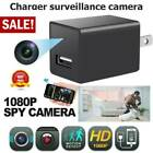 HD 1080P Spy Hidden Camera Wall Charger Adapter Video Recorder Home Security LOT