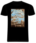 NEW METALLICA T-Shirt Ride The Lightning New Rock Metal Tee YOUTH S - ADULT 3XL  image