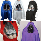 Hot Viewing Window Hair Cutting Cape Salon Hairdressing Hairdresser Barber Cloth