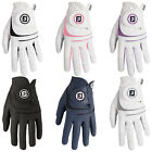 FootJoy Ladies Weathersof Left Hand Golf Glove FJ Leather LLH All Weather