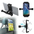 Universal Adjustable Car Seat Headrest Mount Holder for iPad Galaxy Tablet GPS