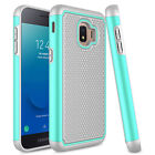 For Samsung Galaxy J2 Dash/Shine/Core/Pure Case Shockproof Armor Rugged PC Cover