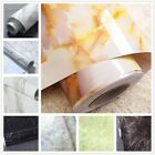 Granite Marble Effect Contact Wall Self Adhesive Sticker Paper Roll Home Ne981uk