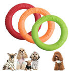 Pet Dog Agility Training Toys EVA Ring Dogs Puppy Chew Toys Teeth Cleaning Bite