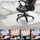 Kyпить PVC Protector Computer Desk Chair Mat For Hardwood Floor / Carpet Home Office US на еВаy.соm