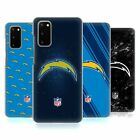 OFFICIAL NFL 2017/18 LOS ANGELES CHARGERS HARD BACK CASE FOR SAMSUNG PHONES 1 $13.95 USD on eBay