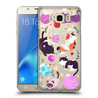 HEAD CASE DESIGNS CHRISTMAS IN SPACE BACK CASE FOR SAMSUNG PHONES 3
