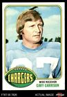 1976 Topps #95 Gary Garrison Chargers NM $3.25 USD on eBay