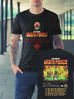 FIVE FINGER DEATH PUNCH Tour 2019 T-Shirt with IN THIS MOMENT FIRE FROM THE GODS