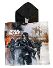 Star Wars Rouge One Badeponcho Galactic Empire Darth Vader 100% Bauwolle NEUWARE