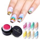 BORN PRETTY 5ml Gel Polish Fluorescent Drawing Thick Elastic Nails Pull Line Gel