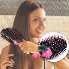 2 In 1 One Step Hair Dryer Straightening Curling Brush Styling Comb Accessory