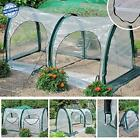 Garden Plant Tent, FOME PE Plant Tunnel Waterproof Durable Cloche Greenhouse for