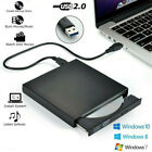 3.0 USB External Disc Player Combo DVD CD RW Burner Writer Drive Laptop Computer