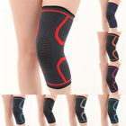1Pc Compression Knee Brace Sleeve Support Running Gym Sports Joint Pain Relief C