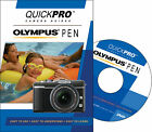 Olympus PEN Series DVD QuickPro Camera Guide
