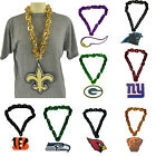 New NFL PICK YOUR TEAM Fan Chain Necklace Foam Magnet - 2 in 1 image