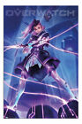 Laminated Overwatch Sombra Gaming Poster Official Licensed 24 x 36 Inches