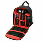 Camera Backpack Bag Fit Canon EOS Sony Nikon DSLR Digital Waterproof Shockproof