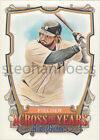 2013 Topps Allen and Ginter Ginter's Across the Years You Pick Finish Your Set