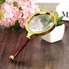 60/70/80MM 5X/10X Handheld Jewelry Magnifier Magnifying Glass Jewelry Loupe Y9