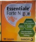 Essentiale Forte N 50S Liver Detox & Support Liver Tonic Supplement Free Ship