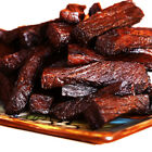 pure natural Mesquite Smoke Flavor Beef Jerky 1pound = 3.5pound Premium beef