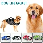 Waterproof Pet Dog Safety Life Jacket Life Preserver Summer Swimwear Vest S-XL
