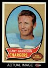 1970 Topps #23 Gary Garrison Chargers EX $0.99 USD on eBay