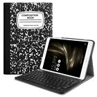 For ASUS ZenPad 3S 10 Z500M 2016 Case SlimShell Stand Cover w/Bluetooth Keyboard