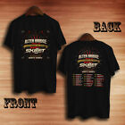 New Alter Bridge and Skillet 2019 Tour dates T-shirt tee all size 100% Cotton image