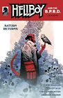 HELLBOY AND THE BPRD SATURN RETURNS #1 (OF 3)   DARK HORSE COMICS   NM Books image