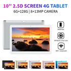 """10.1"""" Tablet Android 9.0 bluetooth WiFi 4G PC 6 128G 2 SIM GPS Double Camera"""