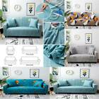 1-4Seater Multi-style Slipcovers All-inclusive Stretch Sectional Sofa Cover GIFT