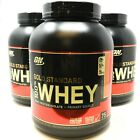ON Gold Standard Whey Protein Powder 5lb Whey Protein Powder 5 Lbs Protein Shake $54.99 USD on eBay