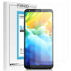 LG Stylo 5 Tempered Glass Silk Screen Protector 3PCS 9H Hardness Ultra-clear